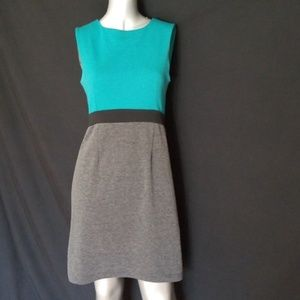 💜3/$12💜ALLISON BRITTNEY COLORBLOCK DRESS